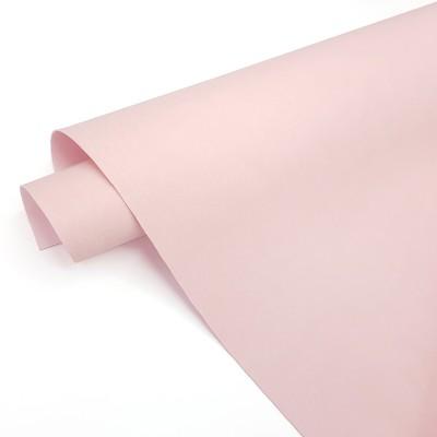 УЦЕНКА Матовый переплетный кожзам (экокожа) 50*35см, зефирно-розовый