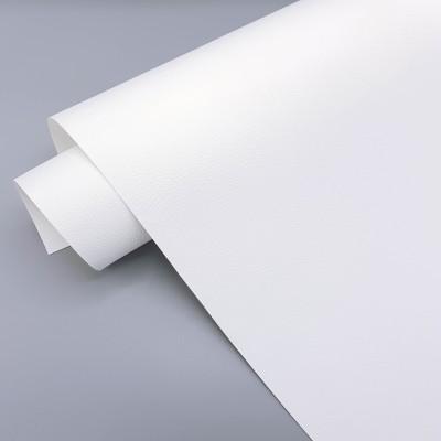 УЦЕНКА Переплетный кожзам (экокожа) тиснение под кожу II 33*70см, белый