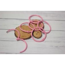 Кольцо для альбома 45мм, розовое 1шт