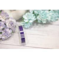 Лента для механического принтера 9см*3метра, 1шт фиолетовая