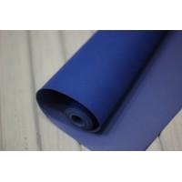 Экокожа 50*35см, сине-голубой