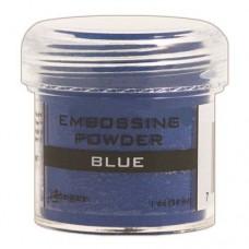 Пудра для эмбоссинга от Ranger - BLUE (голубой)