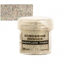 Пудра для эмбоссинга от Ranger - Snowflake Tinsel