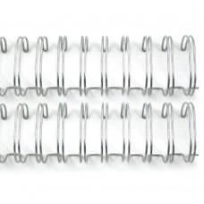 Пружины для биндера Cinch Серебро d 2,54 см, длина 27,94см