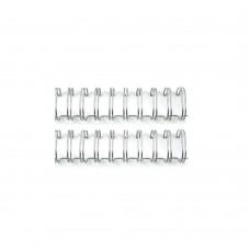 Пружины для биндера Cinch Серебро d 1,59 см, длина 27,94см
