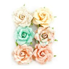 """Набор цветов """"Heaven Sent 2 Flowers"""" - Evelyn от Prima Marketing, 6шт"""
