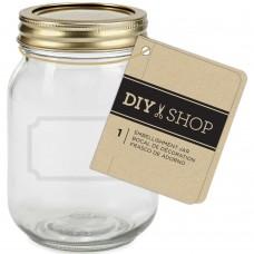 """Баночка """"Mini Mason Jar"""" от American Crafts"""