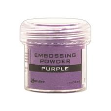 Пудра для эмбоссинга - Purple (фиолетовая) - Embossing Powder - Ranger Ink