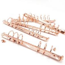 Кольцевой механизм А5 d30мм, розовое золото