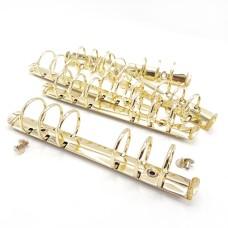 Кольцевой механизм А6 d30мм, светлое золото