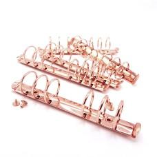 Кольцевой механизм А6 d30мм, розовое золото