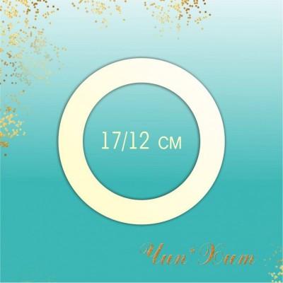Заготовка круг, 17-12-2,5 см