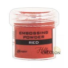 Пудра для эмбоссинга от Ranger - RED (красная)