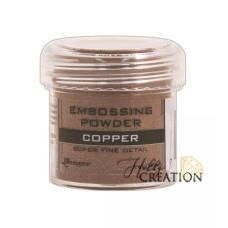 Пудра для эмбоссинга от Ranger - Super Fine detail - Copper (медь)