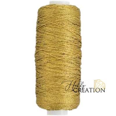 "Катушка шпагата со шпулькой ""Stitch Happy Thread"" Gold"
